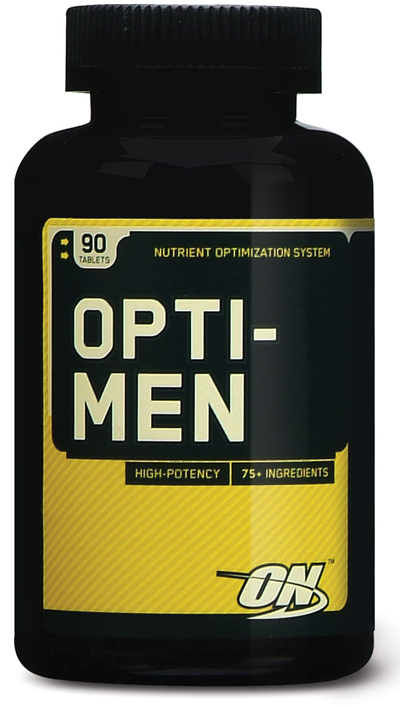 Optimum Nutrition Opti-Men 90 таб.