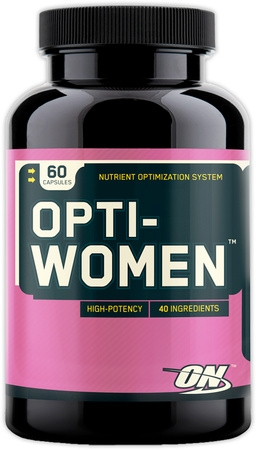 Optimum Nutrition Opti-Women 60 кап.