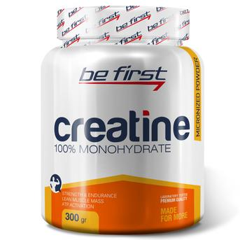 Be First Creatine Powder (креатин) 300 гр. без вкуса