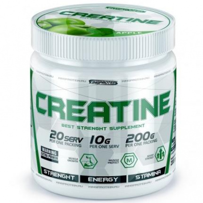 King Protein Creatine 200гр.