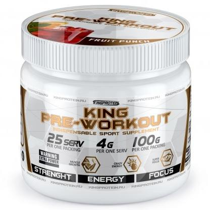King Protein PRE-WORKOUT 100 гр.