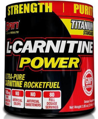 SAN L-Carnitine Power 112 гр.