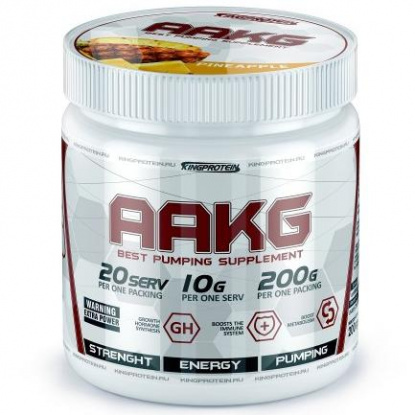 King Protein AAKG
