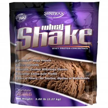 Syntrax Innovations Whey Shake 2270гр.