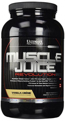 Ultimate Nutrition Muscle Juice Revolution 2120гр