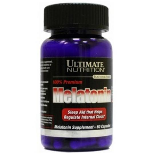 Ultimate Nutrition Melatonin (3 mg) 60 caps