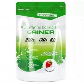 King Protein Ultra Mass Gainer 900гр.