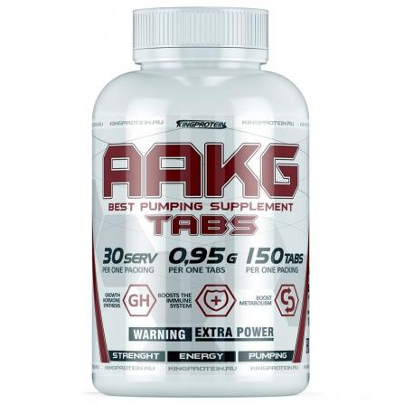 King Protein AAKG 150 таб.