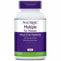 Natrol Multiple for Women 90 табл.