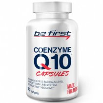 Be First Coenzyme Q10 60 мг. 60 кап.