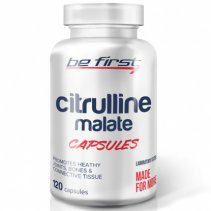 Be First Citrulline Malate 120 кап.