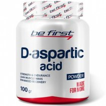 Be First D-aspartic Acid 100 гр.
