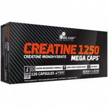 Olimp Labs Creatine Mega Caps 120 кап.