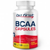 Be First BCAA 2-1-1 120 капсул