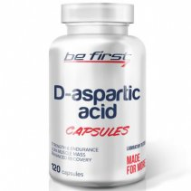 Be First D-aspartic Acid 120 кап.