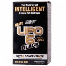 Nutrex Lipo 6 Black Hers Ultra Concentrate 60 кап.