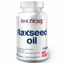 Be First Flaxseed Oil 90 кап.