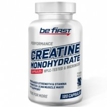 Be First Creatine Monohydrate 120 кап.