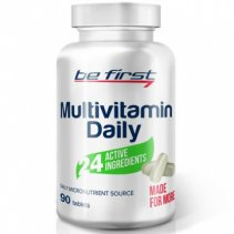 Be First Multivitamin Daily 90 таб.