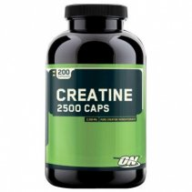 Optimum Nutrition Creatine 2500 200 кап.