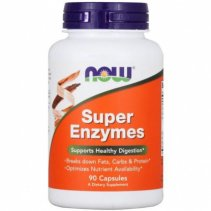NOW Super Enzymes 90 таб.