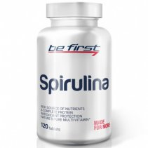 Be First Spirulina 120 таб.
