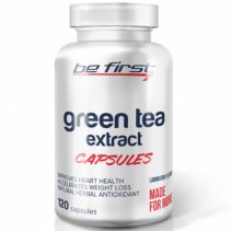 Be First Green Tea extract 120 кап.