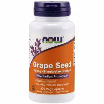 NOW Grape Seed Anti 100 mg. 100 кап.