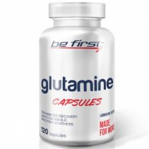 Be First Glutamine 120 кап.
