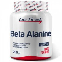 Be First Beta-Alanine powder 200 гр.