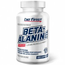 Be First Beta-Alanine 120 кап.