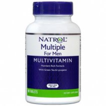 Natrol Multiple for Man 90 табл.