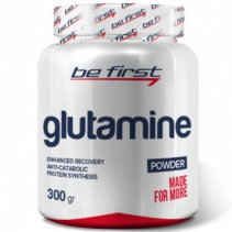 Be First Glutamine Powder 300 гр.