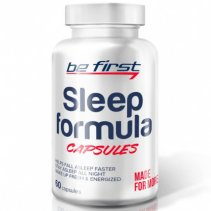 Be First Sleep Formula 60 кап.