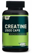 Optimum Nutrition Creatine 2500 100 кап.
