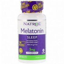 Natrol Melatonin Time Release 5 мг. 100 таб.