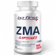 Be First ZMA + vit. D3 90 кап.