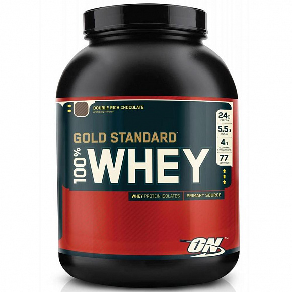 Optimum Nutrition 100% Whey Gold Standard 2270гр.