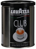 Lavazza Club 250 гр. мол. ж/б