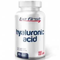 Be First Hyaluronic Acid 30 таб.
