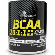 Olimp Labs BCAA 20:1:1 200 гр.