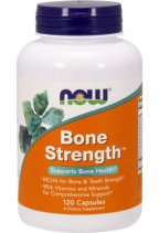 NOW Bone Strength 120 кап.