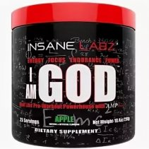 InsaneLabz I am GOD 296 гр.