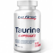 Be First Taurine 790 мг. 90 кап.