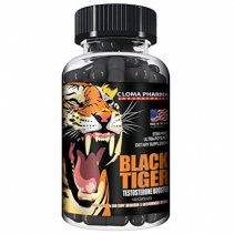 Cloma Pharma Black Tiger 100 cap