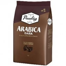 "Кофе ""Paulig"" Arabica Dark, 1000г зерновой"