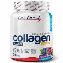 Be First Collagen + vitamin C 200 гр.
