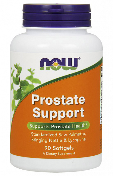 NOW Prostate Support 90 кап.