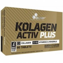 Olimp Labs Kolagen Activ Plus 80 таб